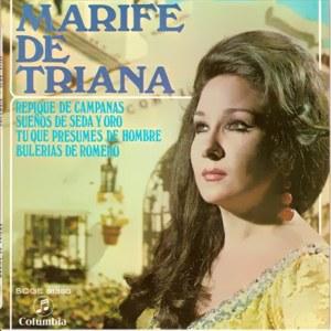 Triana, Marifé De - ColumbiaSCGE 81380