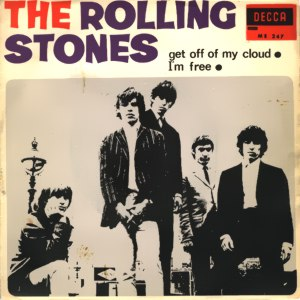 Rolling Stones, The - Columbia ME 247