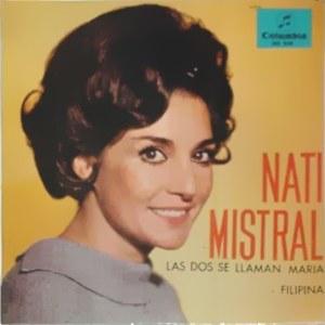 Mistral, Nati - ColumbiaME 249