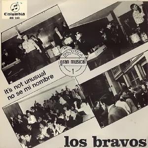 Bravos, Los - ColumbiaME 253