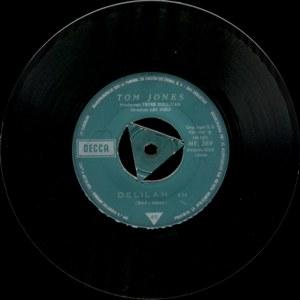 Tom Jones - ColumbiaME 389