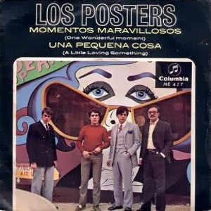 Posters, Los - Columbia ME 427