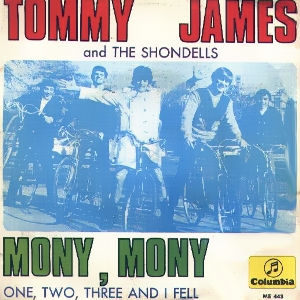 Tommy James And The Shondells - Columbia ME 443