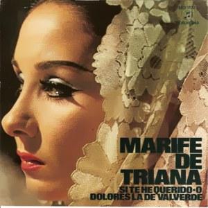 Triana, Marifé De - ColumbiaMO 1192