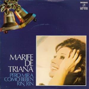 Triana, Marifé De - ColumbiaMO 1449