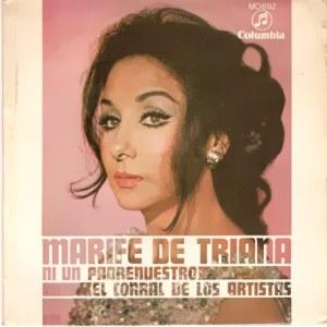 Triana, Marifé De - ColumbiaMO  692
