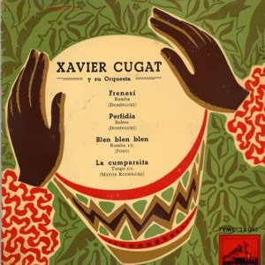 Cugat, Xavier