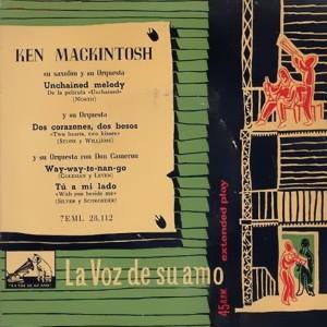 Mackintosh Y Su Orquesta, Ken - La Voz De Su Amo (EMI)7EML 28.112