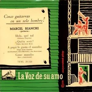 Bianchi, Marcel - La Voz De Su Amo (EMI)7EML 28.120