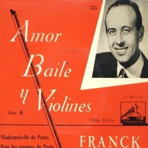 Pourcel, Franck - La Voz De Su Amo (EMI)7EML 28.154