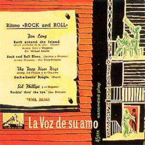 Pony Time - La Voz De Su Amo (EMI)7EML 28.163