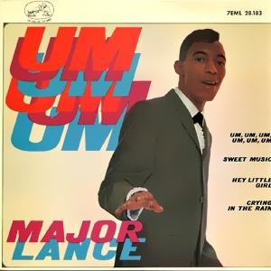 Lance, Major - La Voz De Su Amo (EMI)7EML 28.183