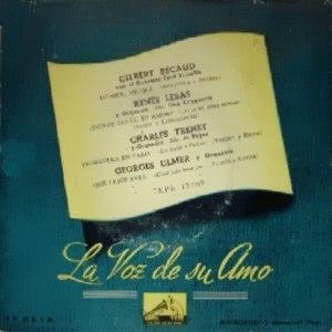 Varios - La Voz De Su Amo (EMI)7EPL 13.069