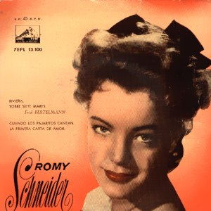 Schneider, Romy - La Voz De Su Amo (EMI)7EPL 13.100