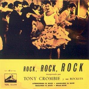 Crombie, Tony - La Voz De Su Amo (EMI)7EPL 13.109