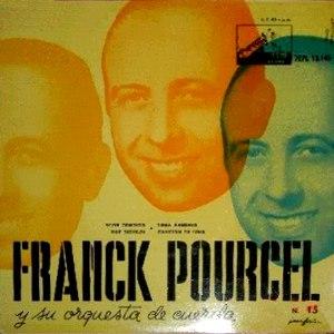 Pourcel, Franck - La Voz De Su Amo (EMI)7EPL 13.145