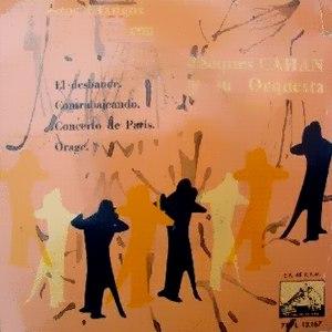 Cahan, Jacques - La Voz De Su Amo (EMI)7EPL 13.167