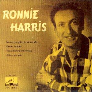 Harris, Ronnie - La Voz De Su Amo (EMI)7EPL 13.168