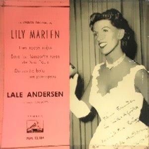 Andersen, Lale - La Voz De Su Amo (EMI)7EPL 13.184