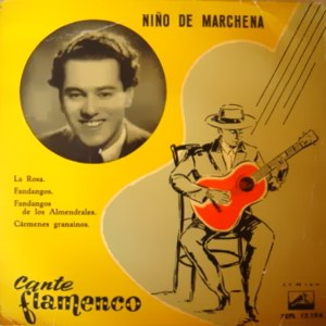 Marchena, Pepe - La Voz De Su Amo (EMI)7EPL 13.194