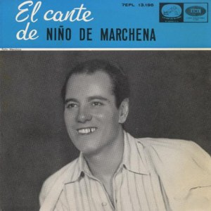Pepe Marchena - La Voz De Su Amo (EMI)7EPL 13.195