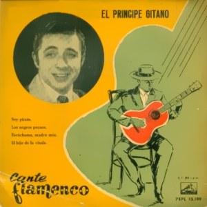 Príncipe Gitano, El - La Voz De Su Amo (EMI)7EPL 13.199