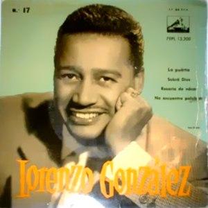 González, Lorenzo - La Voz De Su Amo (EMI)7EPL 13.200