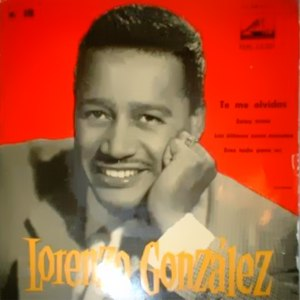 González, Lorenzo - La Voz De Su Amo (EMI)7EPL 13.201