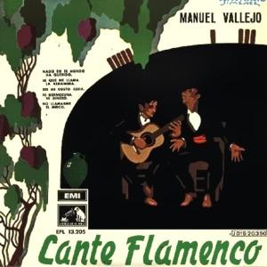 Vallejo, Manuel - La Voz De Su Amo (EMI)7EPL 13.205