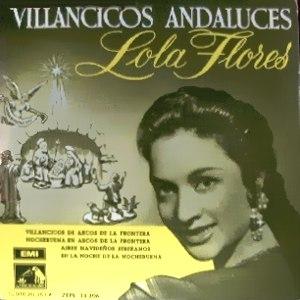 Lola Flores - La Voz De Su Amo (EMI)7EPL 13.206