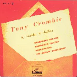 Crombie, Tony - La Voz De Su Amo (EMI)7EPL 13.245