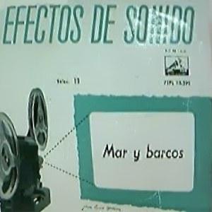 Efectos De Sonido - La Voz De Su Amo (EMI)7EPL 13.292