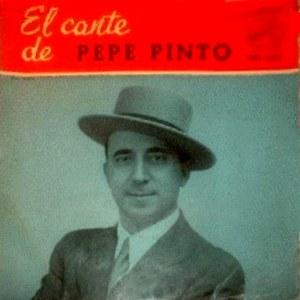 Pinto, Pepe - La Voz De Su Amo (EMI)7EPL 13.311