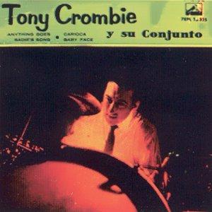 Crombie, Tony - La Voz De Su Amo (EMI)7EPL 13.325