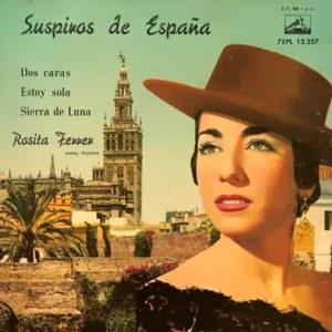 Ferrer, Rosita - La Voz De Su Amo (EMI)7EPL 13.357