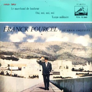 Pourcel, Franck - La Voz De Su Amo (EMI)7EPL 13.360