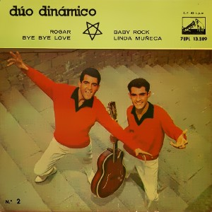 Dúo Dinámico - La Voz De Su Amo (EMI)7EPL 13.389