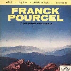 Pourcel, Franck - La Voz De Su Amo (EMI)7EPL 13.390