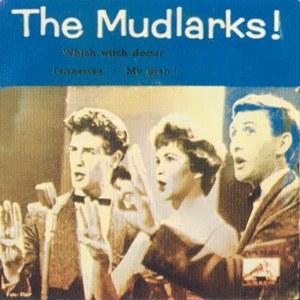 Mudlarks, The - La Voz De Su Amo (EMI)7EPL 13.395