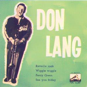 Lang, Don - La Voz De Su Amo (EMI)7EPL 13.397