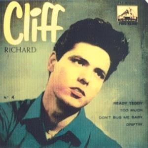 Richard, Cliff - La Voz De Su Amo (EMI)7EPL 13.400