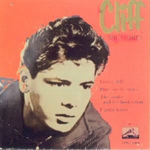 Richard, Cliff - La Voz De Su Amo (EMI)7EPL 13.415