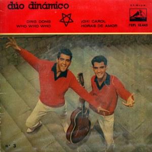 Dúo Dinámico - La Voz De Su Amo (EMI)7EPL 13.445