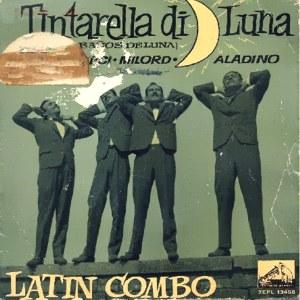 Latin Combo - La Voz De Su Amo (EMI)7EPL 13.458