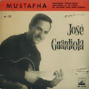 Guardiola, José - La Voz De Su Amo (EMI)7EPL 13.459