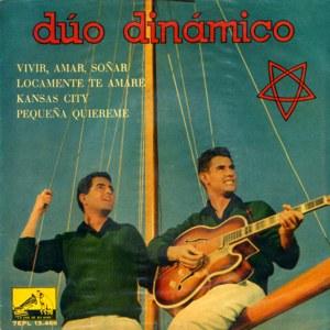 Dúo Dinámico - La Voz De Su Amo (EMI)7EPL 13.466