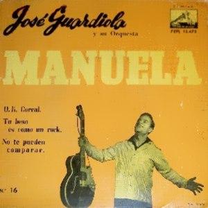 Guardiola, José - La Voz De Su Amo (EMI)7EPL 13.475