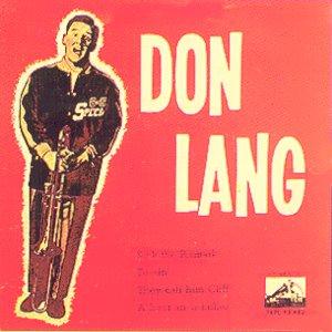 Lang, Don - La Voz De Su Amo (EMI)7EPL 13.482