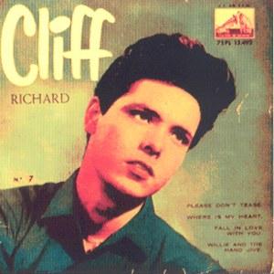 Richard, Cliff - La Voz De Su Amo (EMI)7EPL 13.492