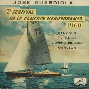 Guardiola, José - La Voz De Su Amo (EMI)7EPL 13.494